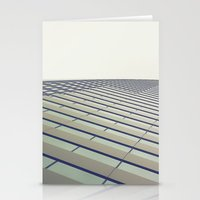 building Stationery Cards featuring building by dv7600