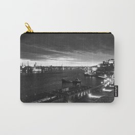 Valetta Grey Sunset Carry-All Pouch