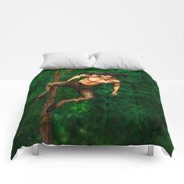 Pole Creatures - Faun Comforters