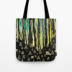 habits and habitats Tote Bag