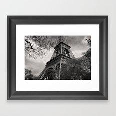 The Famous Tower 1 Framed Art Print