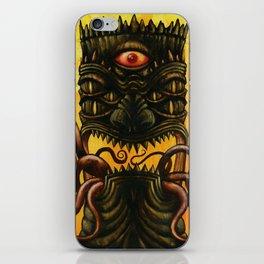 LovecrafTiki iPhone Skin