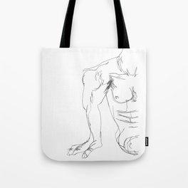 The Torso Tote Bag