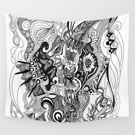 Illusions Wall Tapestry