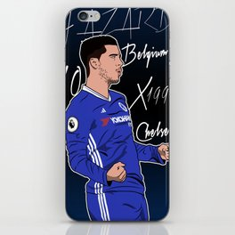 Hazard iPhone Skin