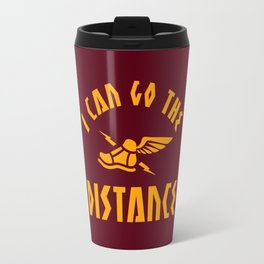 I Can Go The Distance Travel Mug