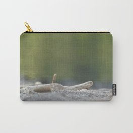 A log. Carry-All Pouch