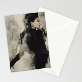 The Queen 2 Stationery Cards