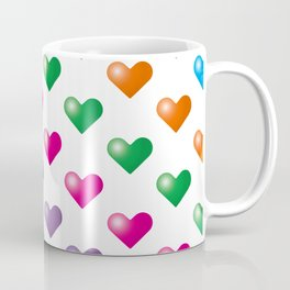 Hearts_F01 Coffee Mug