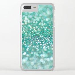 Mermaid Dream Clear iPhone Case