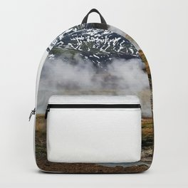 Geothermal Activity Backpack