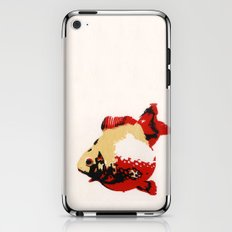 Gold Fish 1 iPhone & iPod Skin