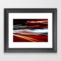BY-PASS_NY 08 Framed Art Print