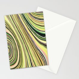 Mineralicious~Lemon Agate Stationery Cards