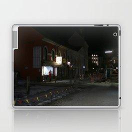 Ljubljana night Slovenia Laptop & iPad Skin