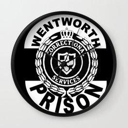 Wentworth Prison Wall Clock