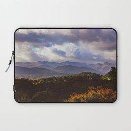 Windermere Hills - Landscape Photography Laptop Sleeve