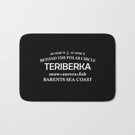 Teriberka Bath Mat