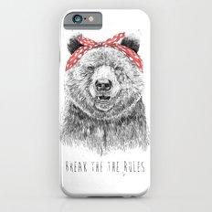 Break the rules iPhone 6s Slim Case