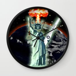 FREEDOOM FOR ALL!!! – 013 Wall Clock