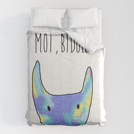 Moi, Bidule - I Comforters