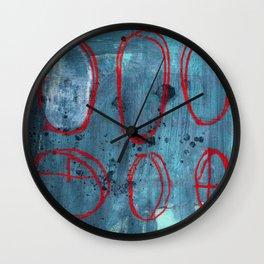 Crosshair Wall Clock