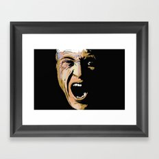Scream Framed Art Print