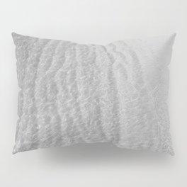 Water Shore (Black and White) Pillow Sham