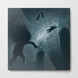 Deep waters Metal Print