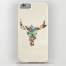 Cow Skull iPhone 6 Plus Slim Case