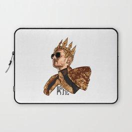 King Bill - Black Text Laptop Sleeve