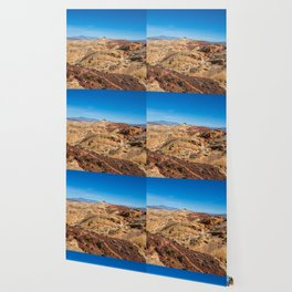 Barren Desert Wallpaper
