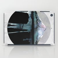 mountains iPad Cases featuring The Island | by Dylan Silva & Georgiana Paraschiv by Georgiana Paraschiv
