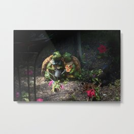Together through thick and thin Metal Print