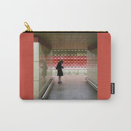 Taking Notes on the Subway Carry-All Pouch