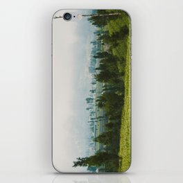 Fields of Tiny Trees iPhone Skin