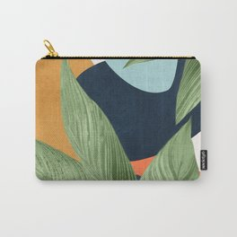 Nature Geometry VIII Carry-All Pouch