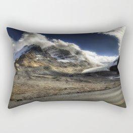 Glacier Expressif Rectangular Pillow