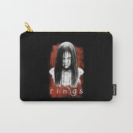 Samara Morgan - Scary Movies Carry-All Pouch