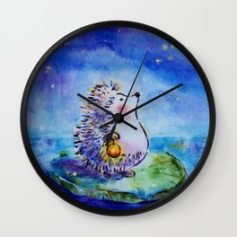Finding My Star Wall Clock