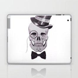 Classy Skull Laptop & iPad Skin