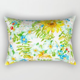 Summer's Bounty Rectangular Pillow