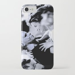 MICHAEL MYERS IN DIRTY DANCING iPhone Case