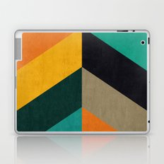 Minimalist bands I Laptop & iPad Skin