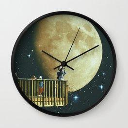 Beautiful Scenery 4 Peace Wall Clock