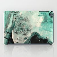 kpop iPad Cases featuring B.A.P's ZELO by Worldandco