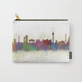 Berlin City Skyline HQ5 Carry-All Pouch