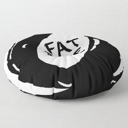 Fat Bike Floor Pillow