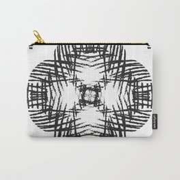 S flower pattern Carry-All Pouch