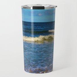 South Carolina Beach Travel Mug